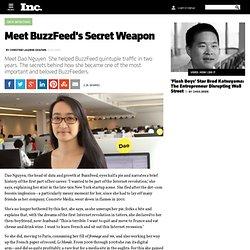 The Data Genius Behind Buzzfeed's Success