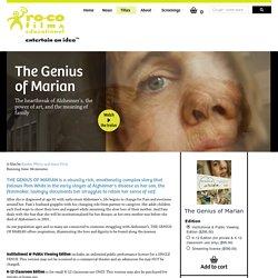 The Genius of Marian