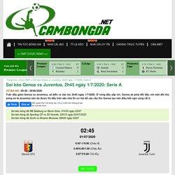 Soi kèo Genoa vs Juventus, 2h45 ngày 1/7/2020: Serie A