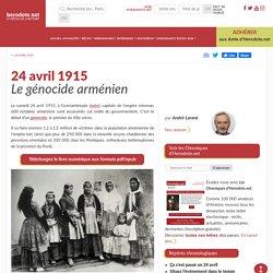 24 avril 1915 - Le génocide arménien - Herodote.net
