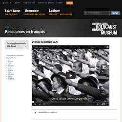 Vers le génocide nazi — Media