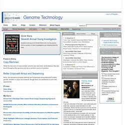 Genome Technology