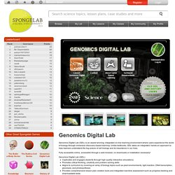 Genomics Digital Lab - Storyline Version