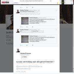 """Gordon Freeman on Twitter: """"succes vanmiddag voor alle genomineerden ! @benwilbrink @WietskeIdema @WeerenMarion"""""""