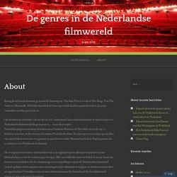 De genres in de Nederlandse filmwereld