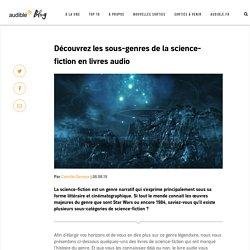 Les sous-genres de la science-fiction