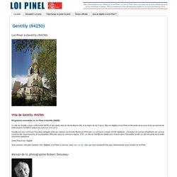 VILLE DE GENTILLY - MAISON DE LA PHOTOGRAPHIE ROBERT DOISNEAU