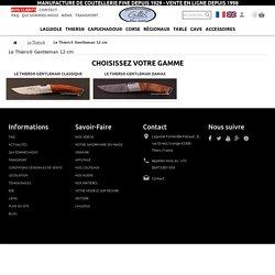 Couteau le Thiers Gentleman - Laguiole Fontenille-Pataud