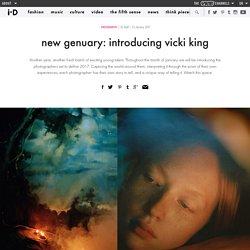 new genuary: introducing vicki king