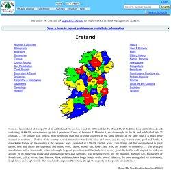 Genuki: Ireland