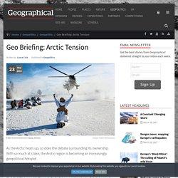 Geo Briefing: Arctic Tension