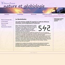 Nature et Géobiologie - Editions Oviloroi