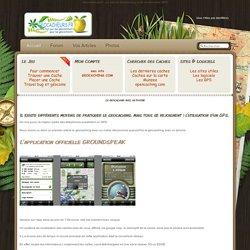 le materiel - Geocaching Randonnée GPS avec Geocacheurs.fr