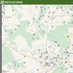 Geocaching Maps