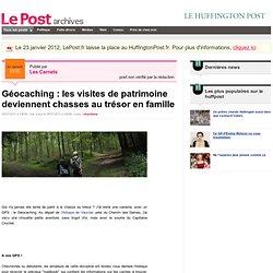 Géocaching : les visites de patrimoine deviennent chasses au trésor en famille - Les Carnets sur LePost.fr (23:32)