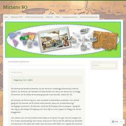 Geodeckarnas reseblogg – Mirians SO