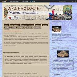 L'Océan Indien vu par le géographe arabe Al-Idrisi - Archéologie Mayotte