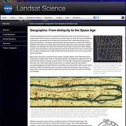 Geographia: From Antiquity to the Space Age « Landsat Science