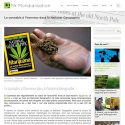 Le cannabis à l'honneur dans le National Geographic