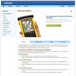 Encom Discover Mobile