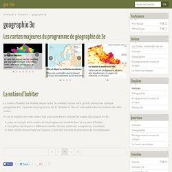 geographie 3e