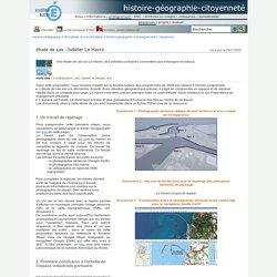 histoire-géographie-citoyenneté - étude de cas : habiter Le Havre