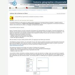 histoire-géographie-citoyenneté - réaliser des schémas en 5ème