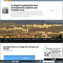 paysages bretons Le village de Lechiagat