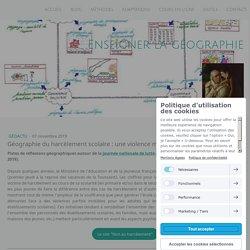 Géographie du harcèlement scolaire : une violence mondiale (1/2) - Site de enseigner-la-geographie !
