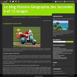 La géographie du père Noël - Le blog Histoire-Géographie des Secondes 6 et 12 Aragon