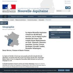 Géographie / Géographie / Portrait de la région / Région et institutions / Accueil - Les services de l'État en préfecture de région Nouvelle-Aquitaine