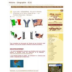 Histoire – Géographie – ECJS » Blog Archive » ()()() 2nde / GÉOGRAPHIE – Plus de 6 milliards d'hommes sur la Terre. Étude de cas : «La frontière États-Unis / Mexique»