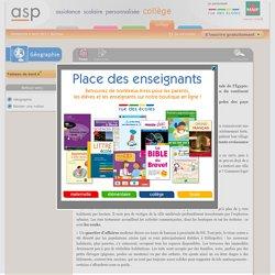 Le Caire, métropole d'un pays pauvre - Réviser une notion - Géographie - 6e - Assistance scolaire personnalisée et gratuite - ASP