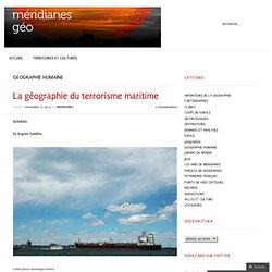 La géographie du terrorisme maritime