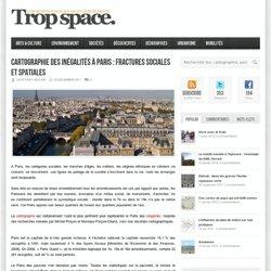 Cartographie des inégalités à Paris : fractures sociales et spatiales