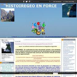 Correction de l'étude de documents en géographie bac blanc Terminale S - Le blog Histoiregeoenforce