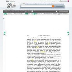 L'Alsace au dix-septième siècle : au point de vue géographique, historique, administratif, économique, social, intellectuel et religieux. Tome 1 / par Rodolphe Reuss,...