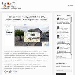 Intégrer une carte géographique interactive sur mon site