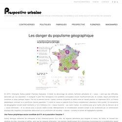 populisme géographique guilluy france périphérique