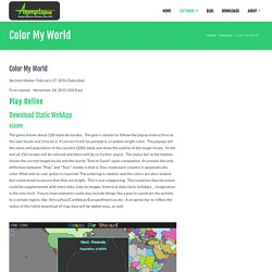A GIS Geography FOSS WebApp by Asymptopia Software