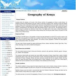 Geography of Kenya