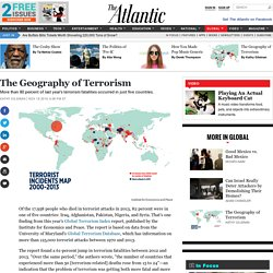 The Geography of Terrorism