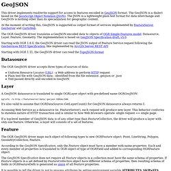 GeoJSON