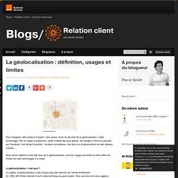 la géolocalisation : définition, usages et limites