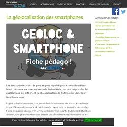 Géolocalisation des smartphones