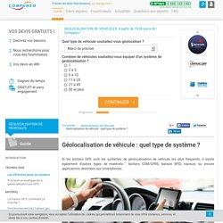 Géolocalisation de véhicule : quel type de système ?