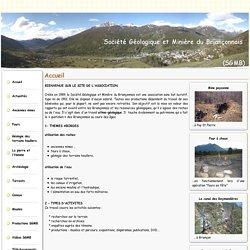 Société Géologique et Minière du Briançonnais