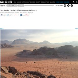 Hot Rocks: Geology Photo Contest Winners
