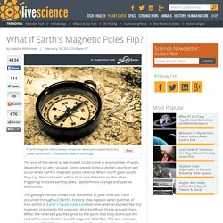 What If Earth's Magnetic Poles Flip? | Scientists Discuss the Effects of a Geomagnetic Field Reversal