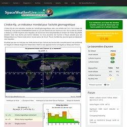L'indice Kp, un indicateur mondial pour l'activité géomagnétique